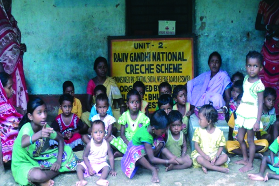 Action Research Project, Bankura (West Bengal)